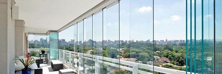 cam balkon üretim ve montajı